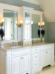 traditional vanity cabinets