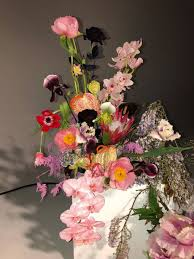 Bloom Floral Design Studio Floral Design Studio Brrch Creates Surreal Landscapes Of