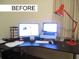 desk lighting solutions. Best Lighting For Computer Desk Tips Small Space Solutions