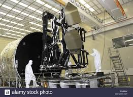 James Webb Space Telescope First Flight Mirror Completes Cryogenic Stock  Photo - Alamy