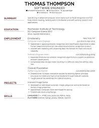 good resume fonts font for resume size good resume font size