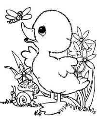 Small Picture cute baby duck coloring pages Google Search Kids coloring