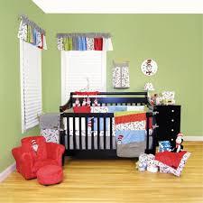 pretty dr seuss crib bedding