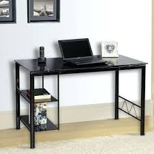 custom home office desks. Black Glass Desk Top Custom Home Office Furniture Check More At Desks