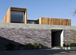 Popular Modern Stone Architecture Cool Home Design Gallery Ideas