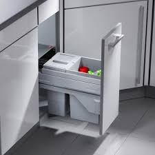CargoSoft G Waste Bin 1 x 15 Litre, 1 x 10 Litre Pull Out Kitchen