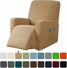 subrtex recliner stretch sofa slipcover