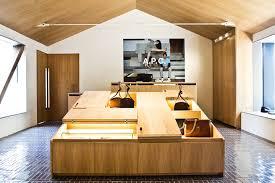 a p c flagship store los angeles us retail design blog