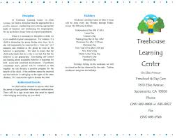 treehouse learning center sacramento affiliate of noah s ark click here to our page 2 of our brochure
