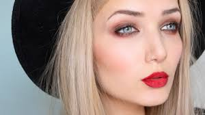 the best makeup tutorials for blonde s