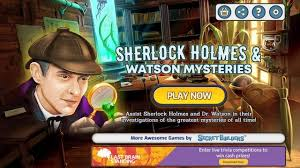 The free sherlock holmes mystery collection hidden object game now features 6 of your favorite book titles based on the oxford university press edition collection of sherlock holmes books, this hidden object puzzle game i played on kindle fire 10, maybe on a large screen pc it would be nice. Sherlock Holmes And Watson Hidden Object Mysteries 1 0 01 For Android Download
