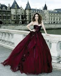 best red wedding dress images