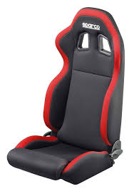 Sparco Circuit Light Sparco R100 Red Tacoma Car Seats Racing Seats Best Car