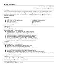 Resume Hair Stylist Hairstylist Resume Free Freelance Hair Stylist Sample Templates