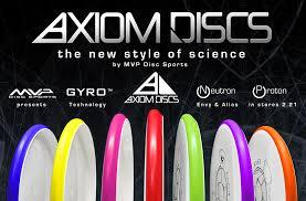 Axiom Discs Announced Mvp Disc Sports
