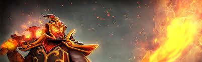 download wallpaper 3840x1200 ember spirit dota 2 flames of