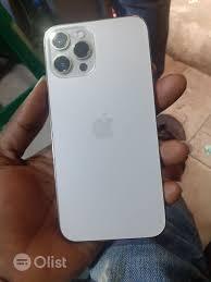 Used Apple iPhone 12 Pro Max 128GB Price in Ikeja Nigeria For sale By Ikeja  -OList Phones