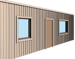 framing a wall. Framing Timber Walls In Revit® Model   Wood Wall+ AGACAD TOOLS4BIM A Wall