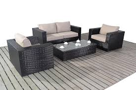 small glass coffee tables homesfeed view larger luxe rattan small sofa set