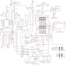 a simple electronic microcalorimeter drkfs net Digital Temperature Controller Circuit Diagram the circuit is a more elaborate version of the one at the top of this page r18 is a high wattage precision 2 ohm standard resistor from rhopoint and is digital temperature controller using thermocouple circuit diagram