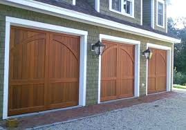 stained garage door wood stained garage doors the warm wood look on the garage door gel