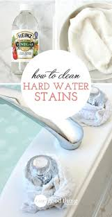 yellow stain in bathtub superb how to remove hard water stains from