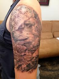 Gypsy Wolf Tattoo Ideas Yo Tattoo