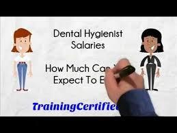 Dental Hygienist Salary How Much Do Dental Hygienists Make Youtube