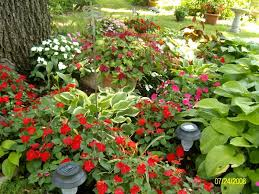 Small Picture colorful shade garden plans ideas Landscaping Gardening Ideas