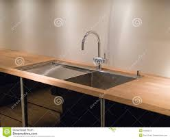 Modern Kitchen Sink Faucets Modern Kitchen Sink And Faucet Royalty Free Stock Photos Image