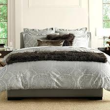 gray duvet cover solid queen