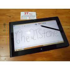 Laptop lai máy tính bảng LENOVO THINKPAD có bút ghi chú