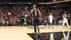 Et — giannis is going to play in game 1 vs. Phoenix Suns 118 105 Milwaukee Bucks Nba Finals 2021 Chris Paul Devin Booker Guide Suns To Crucial Win In Game 1