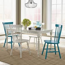 Sauder Kitchen Furniture Sauder Cottage Road 5 Piece Dining Table Set Walmartcom