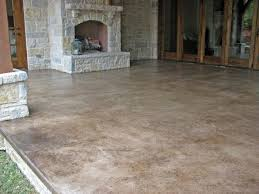stained concrete patio. Modren Patio Take A Look At This Patio Concrete Stain  Solcretecom For Stained Concrete Patio I