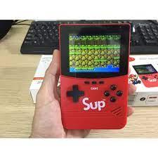 Máy Chơi Game cao cấp Sup 500, máy cổ điển mini cầm tay, tích hợp SẠC DỰ  PHÒNG, chính hãng bảo hành 06 tháng - Phụ kiện Gaming Nhãn hiệu No Brand