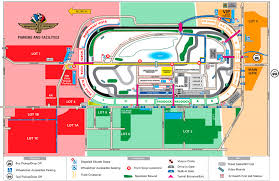 indianapolis motor speedway implementing proven gate plan for