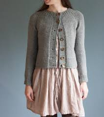 Easy Cardigan Knitting Pattern