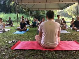 Resultado de imagem para Associação de Yoga da Paraíba