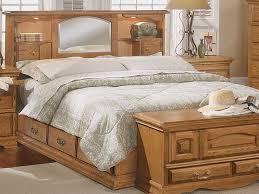 Bedroom Furniture   Nostalgia Bookcase Headboard   American Made