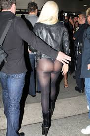 Lady Gaga Fat Pussy And Ass Without Pants In Thong And Sheer Leggings www.GutterUncensoredPlus 014.jpg