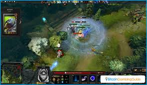 place your bets on dota 2 matches to gain more bitcoin wins