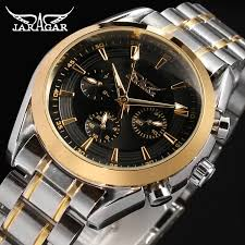 forsining watch company limited automatic watch mechanical watch home 2016 jargar new products black dial index own brand automatical watch genuine leather mechanical watch