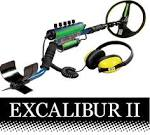 Minelab Excalibur II Metal Detector Reviews
