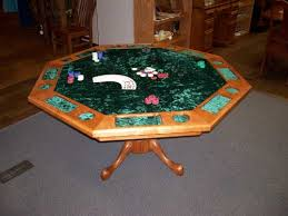 custom poker tables. Locally Amish Custom Made Poker Table In Cherry Tables E