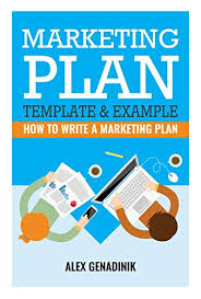 Marketing Plan Template Example How To Write A Marketing Plan
