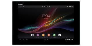 sony z4 tablet. xperia z4 tablet lte sony