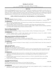 Gallery Of Veterinary Technician Resume Examples