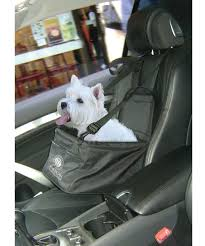 all gone black pet car booster seat