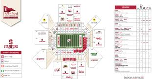Stanford Basketball Seating Chart Stanford Stadium Facilities Stanford University Athletics